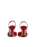 Paul Andrew Slingback Pumps - Rosso