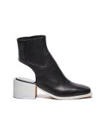 Barracuda Ankle Boots - NERO