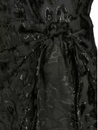 self-portrait Mini Dress - Black/navy