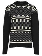 Prada Prada- Knit Sweater - BLACK + SLATE