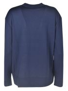 Nina Ricci Twisted Detail Jumper - Blue