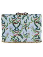 Gedebe ' Clicky Paradise Clutch - Light Blue
