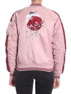 Alpha Industries Souvenier Bomebr Jacket - ROSA