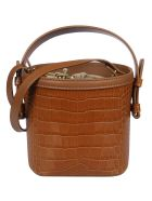 Nico Giani Adenia Mini Bucket Bag - Brown