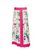 Gucci silk skirt - Fantasia