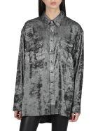Faith Connexion Shirt - Argento