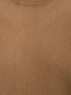 Prada Prada Classic Cashmere Jumper - LIGHT BROWN
