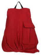 Eastpak by Raf simons Raf Simons X Eastpak Coat Backpack - Red