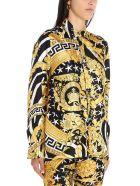 Versace 'wild Barocco' Shirt - Multicolor
