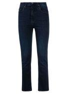 Victoria Beckham Cropped Skinny Jeans - Blue Black