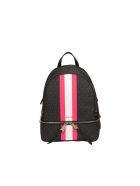 MICHAEL Michael Kors Medium Rhea Zipped Backpack - Black