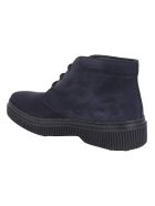 Tod's Boots - Navy