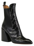 Chloé Chloè Ankle Boots - Black
