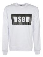MSGM Sweatshirt - Bianco