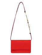 Jacquemus Riviera Leather Mini-bag - red