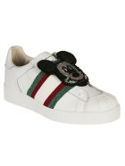 M.O.A. master of arts Moa Master Of Arts Mickey Sneakers - white