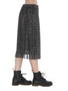Isabel Marant Étoile Midi Metal Effect Beatrice Skirt - Gunmetal