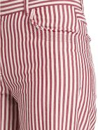 QL2 - Mya Trousers - Rigato rosso