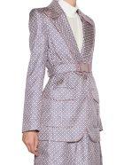 Fendi 'romantic Silk' Jacket - Multicolor