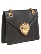 Dolce & Gabbana Dolce E Gabbana Mini Cross Body Bag - Nero
