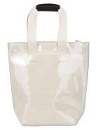 SJYP Sjyp Two Way Shopper Bag - Avorio