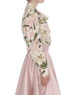 Dolce & Gabbana Lilium Print Shirt - Multicolor