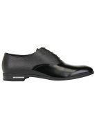 Prada Lace Up Shoes - Nero