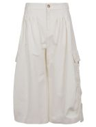 See by Chloé Cropped Trousers - .white