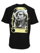 Raf Simons Raf Simons Back Print T-shirt - BLACK