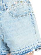 R13 Shorts - Light blue