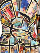 Ultrachic Viscose Dress - Multicolor