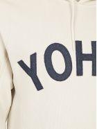 Y-3 Yohji Sweatshirt - Ecru/legend ink