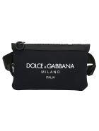 Dolce & Gabbana Palermo Belt Bag - Black