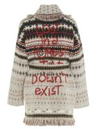 Alanui 'lost In Forest' Cardigan - Multicolore