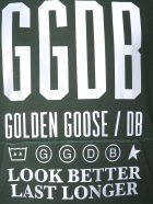 Golden Goose Peter Sweatshirt - VERDE