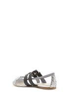 Miu Miu Shoes - Silver