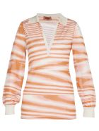 Missoni Sheer Sweater - Multicolor