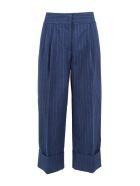 Antonio Marras Cotton Trousers - Blue