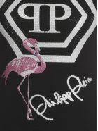 Philipp Plein T-shirt Cotton - Black