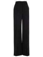 Paul Smith Pants Flaredamerican Pocket Cady - Black