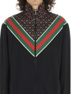 Gucci Stars' Sweatshirt - Black