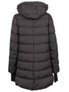 Herno Polar Tech Padded Jacket With Hood - Grigio