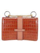 Chloé Shoulder Bag - Chestnut brown