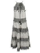 Dodo Bar Or Patricia Ethnic Long Dress - Black