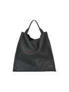 Jil Sander Xiao Medium Shoppping Bag - Black