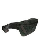 Burberry Logo Patch Belt Bag - Forest Green