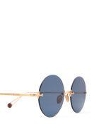 AHLEM Ahlem Place De La Rotonde Rose Gold Sunglasses - ROSE GOLD
