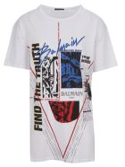 Balmain Paris T-shirt - White