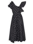 Vivetta Ruffled Dress - Black