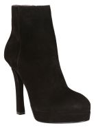 Laurence Dacade High Heel Ankle Boots - Black